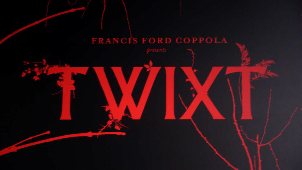... movie, Twixt , along with star Val Kilmer and musician Dan Deacon