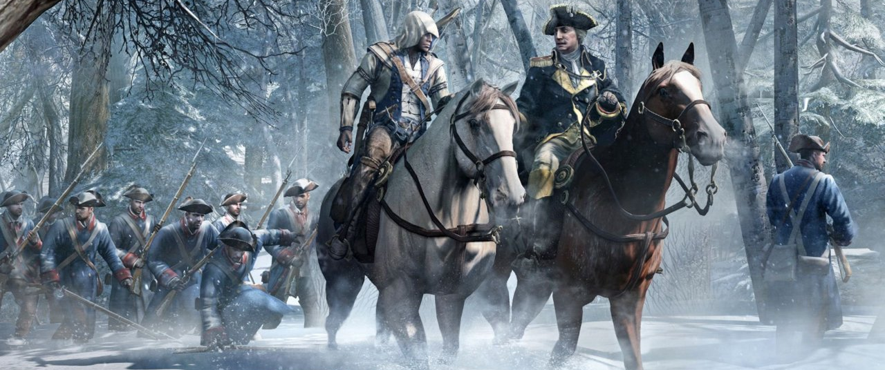 Inside Assassin S Creed Iii Episodes 1 2 The Young Folks