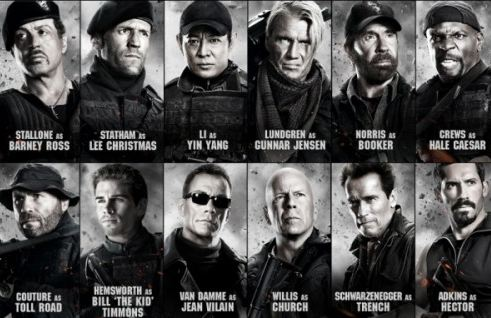 The Expendables 2 Review The Young Folks
