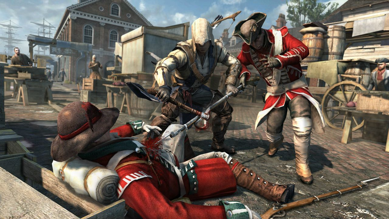Inside Assassin S Creed Iii Episodes 3 4 The Young Folks