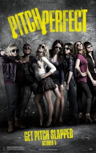 Pitch Perfect one sheet