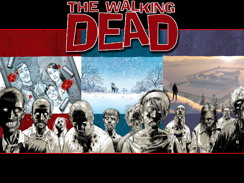 Cant Wait For The Walking Dead To Come Back