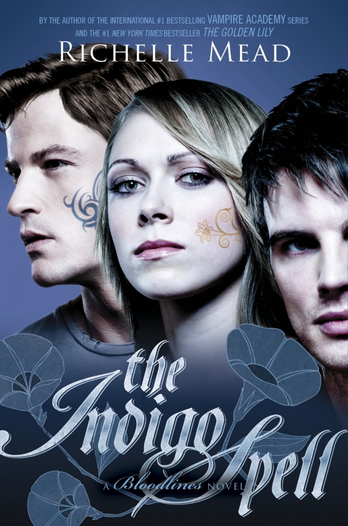 The Indigo Spell Finished Cover