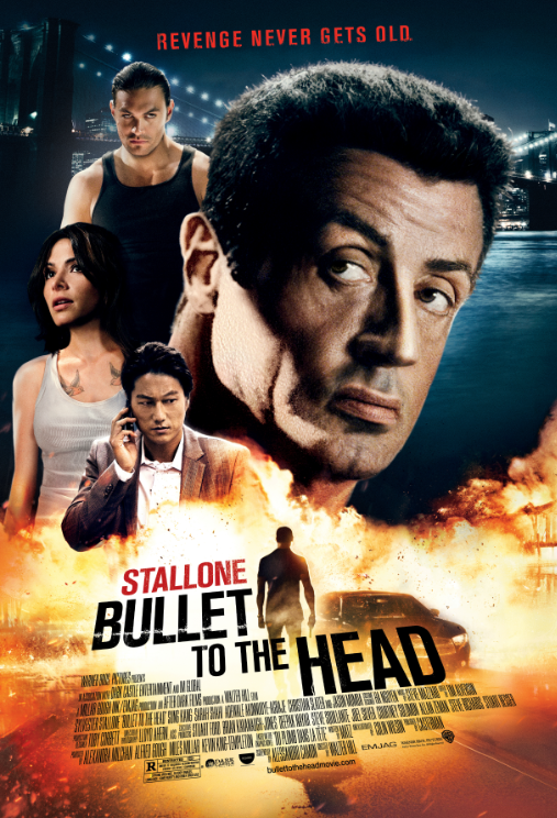 bullet to the head one sheet