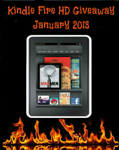 january Kindle fire