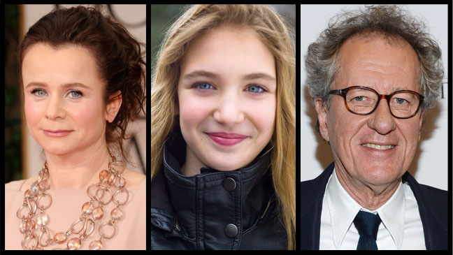book thief cast