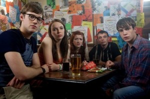my mad fat diary gang