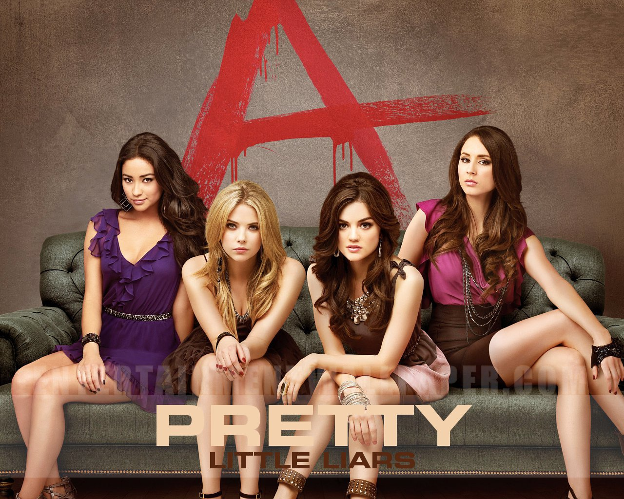 Tv Review Pretty Little Liars Winter Spring Season The Young Folks