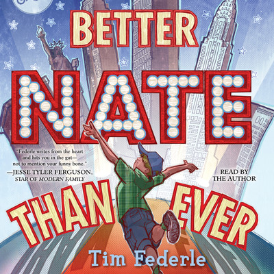 Better Nate Than Never audiobook