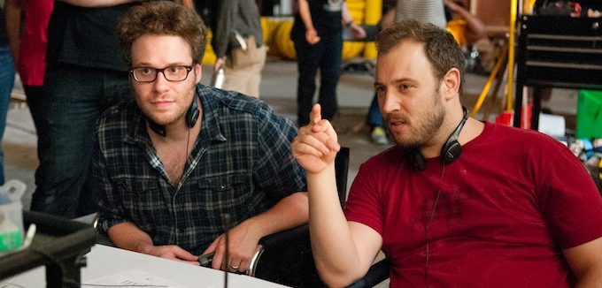 This Is the End Rogen Goldberg