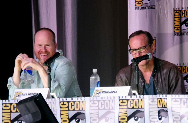 Agents of Shield panel