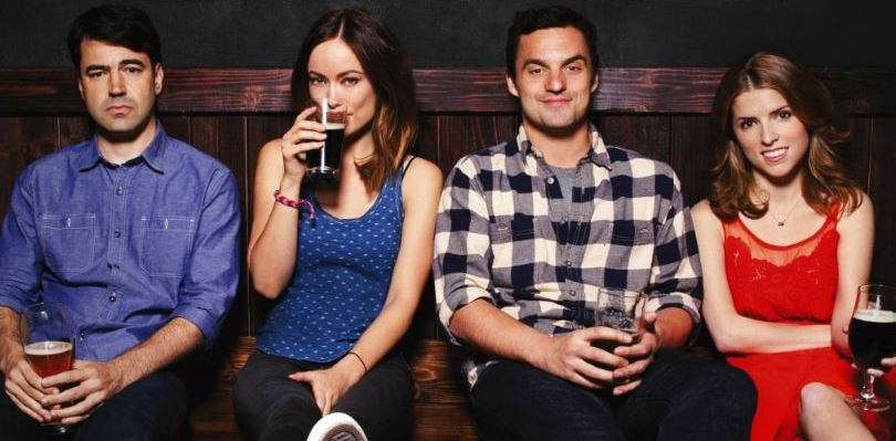 Drinking Buddies movie review