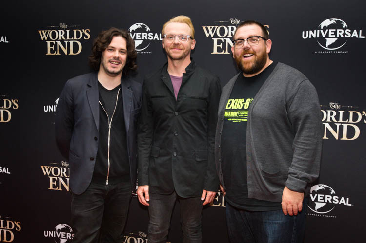 The Worlds End Sydney premiere