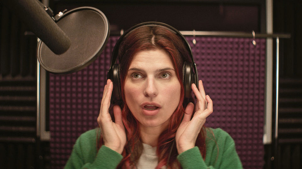 In A World Lake Bell