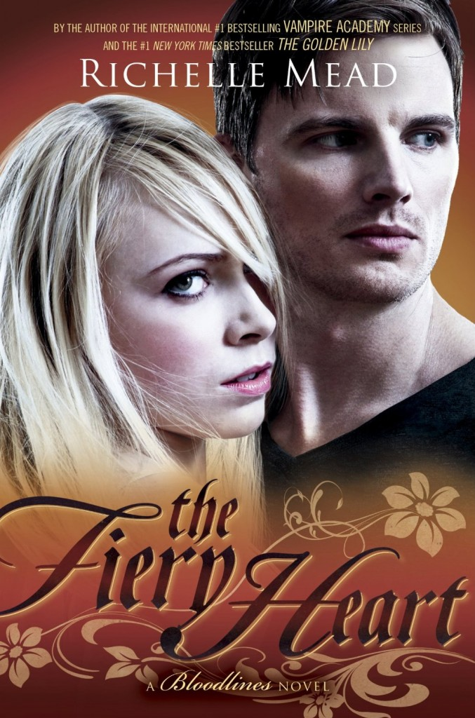 The Fiery Heart cover hires
