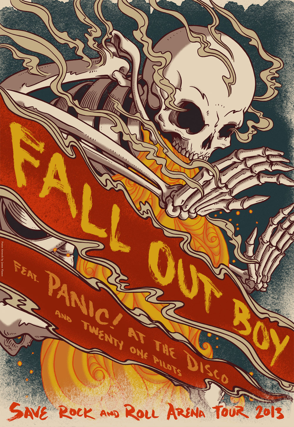 Concert Review Twenty One Pilots Panic At The Disco And Fall Out Boy In Philadelphia