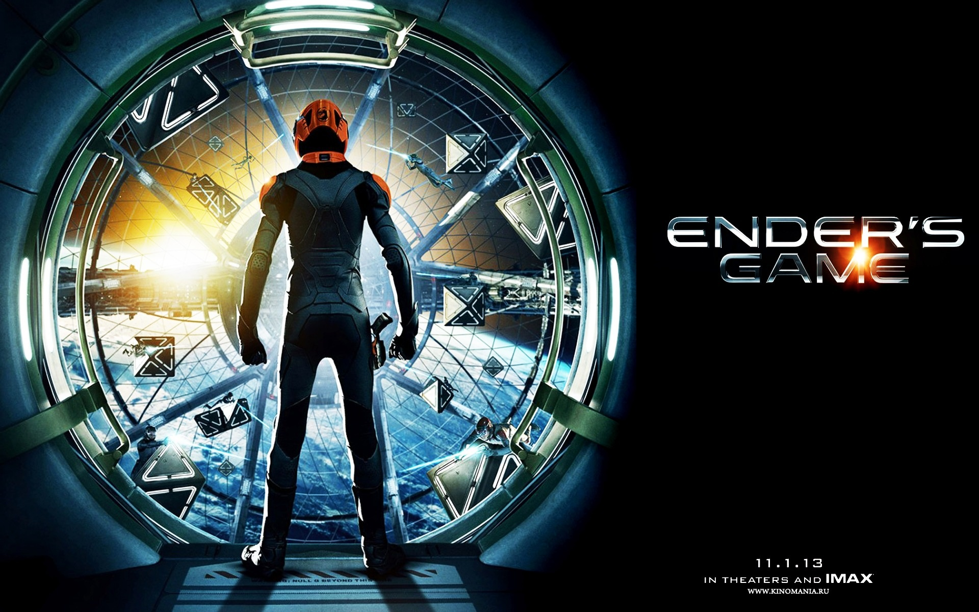 Jon's Movie Review: 'Ender's Game' Ends In Defeat | | The ...