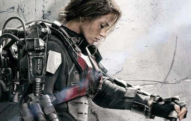 Edge Of Tomorrow 2014 The Young Folks