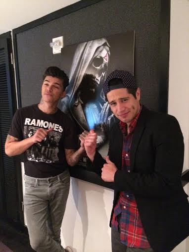Interview: Actors Jorge Diaz & Andrew Jacobs! | The Young ...