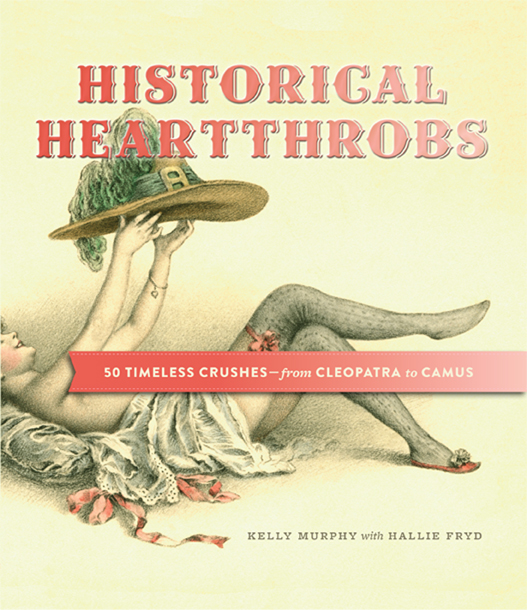 Historical Heartthrobs cover