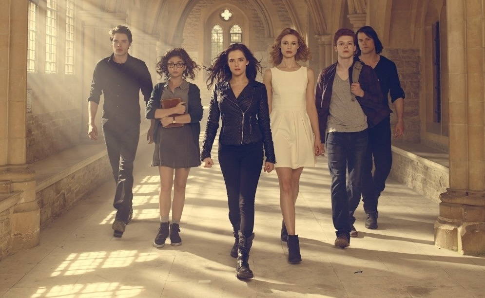 Vampire Academy cast photo