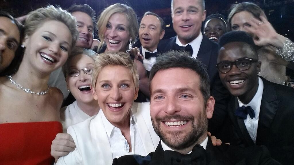 The Greatest Selfie Of All Time