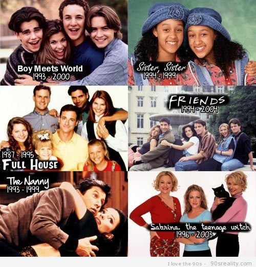Top 10 great 90 39 s tv shows the young folks for Best house music ever
