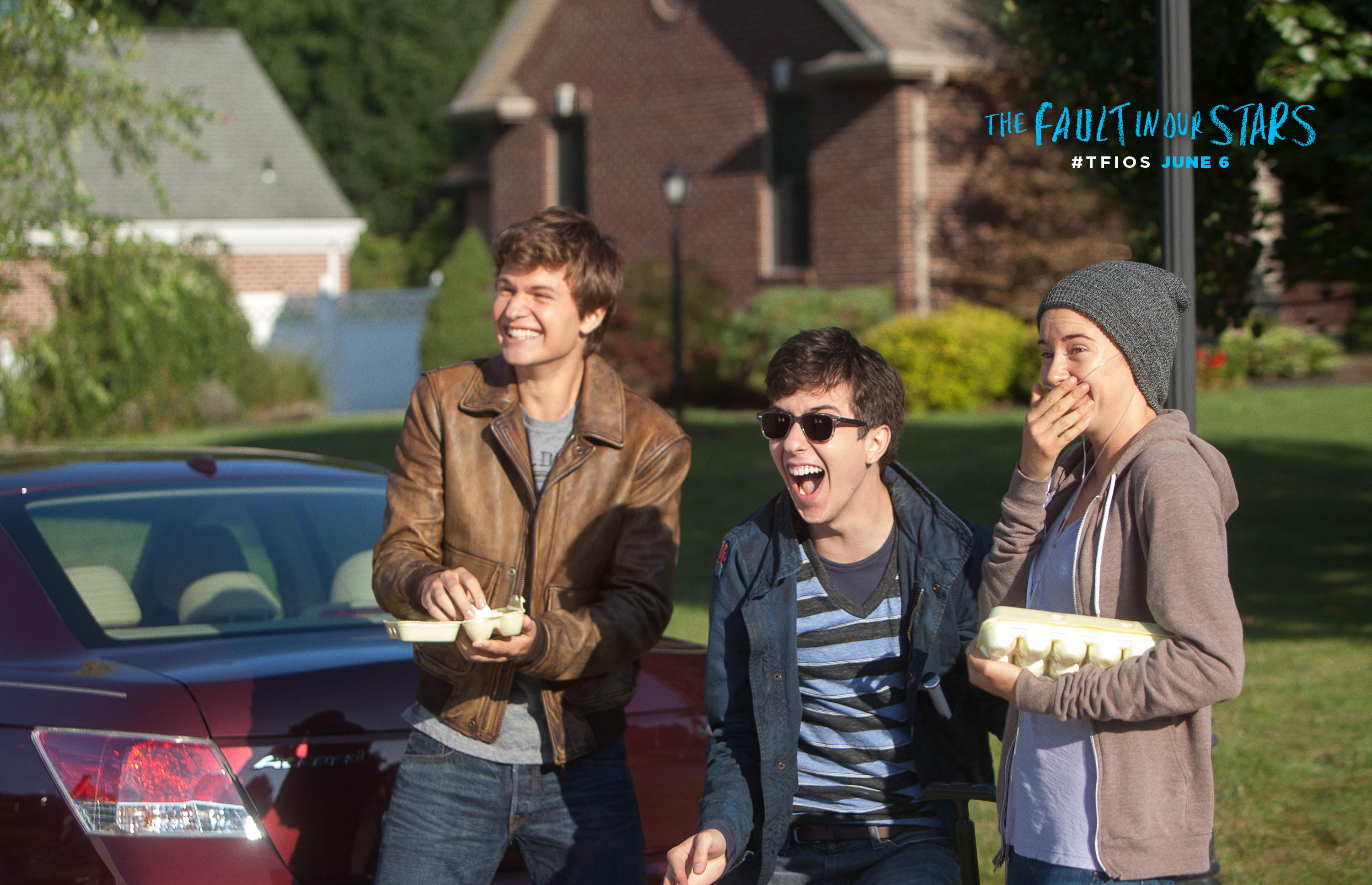 movie review the fault in our stars