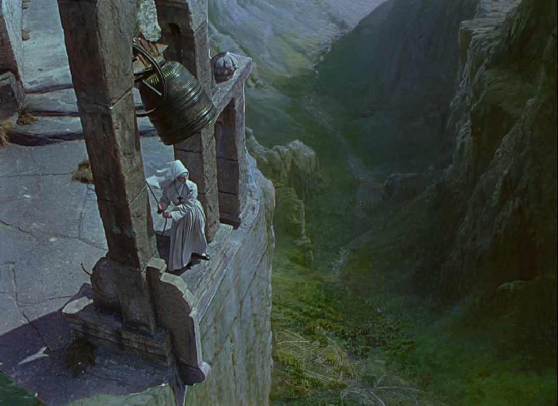 Image result for black narcissus 1947