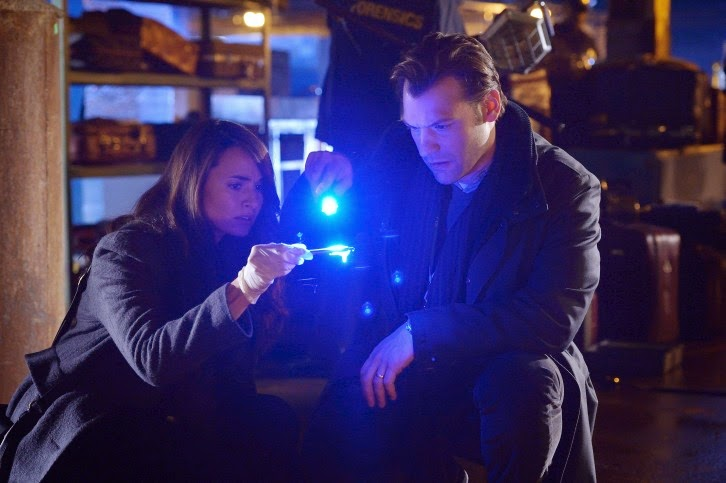 The Strain - Episode 1.02 - The Box - Promotional Photo