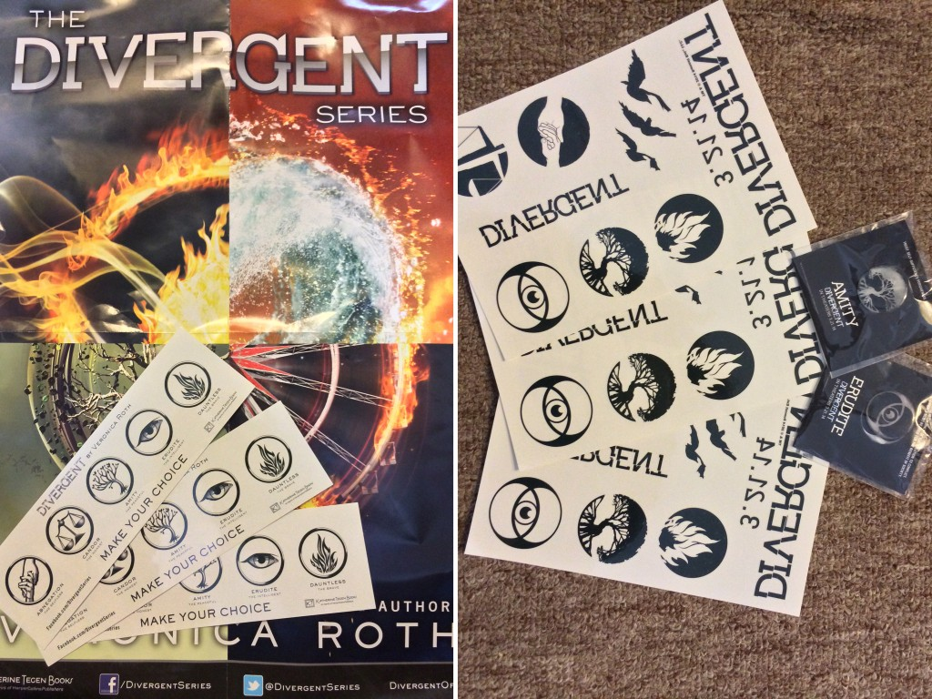 four giveaway