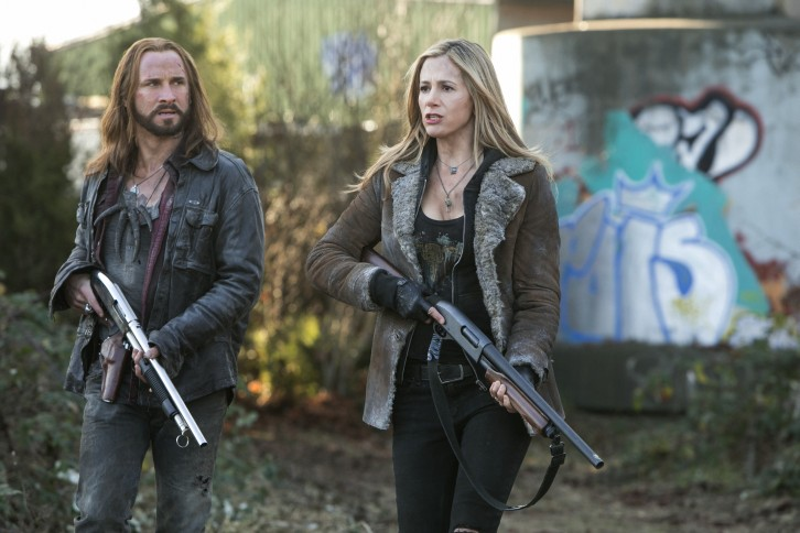 "Falling Skies 4Episode #408 ""A Thing With Feathers"""
