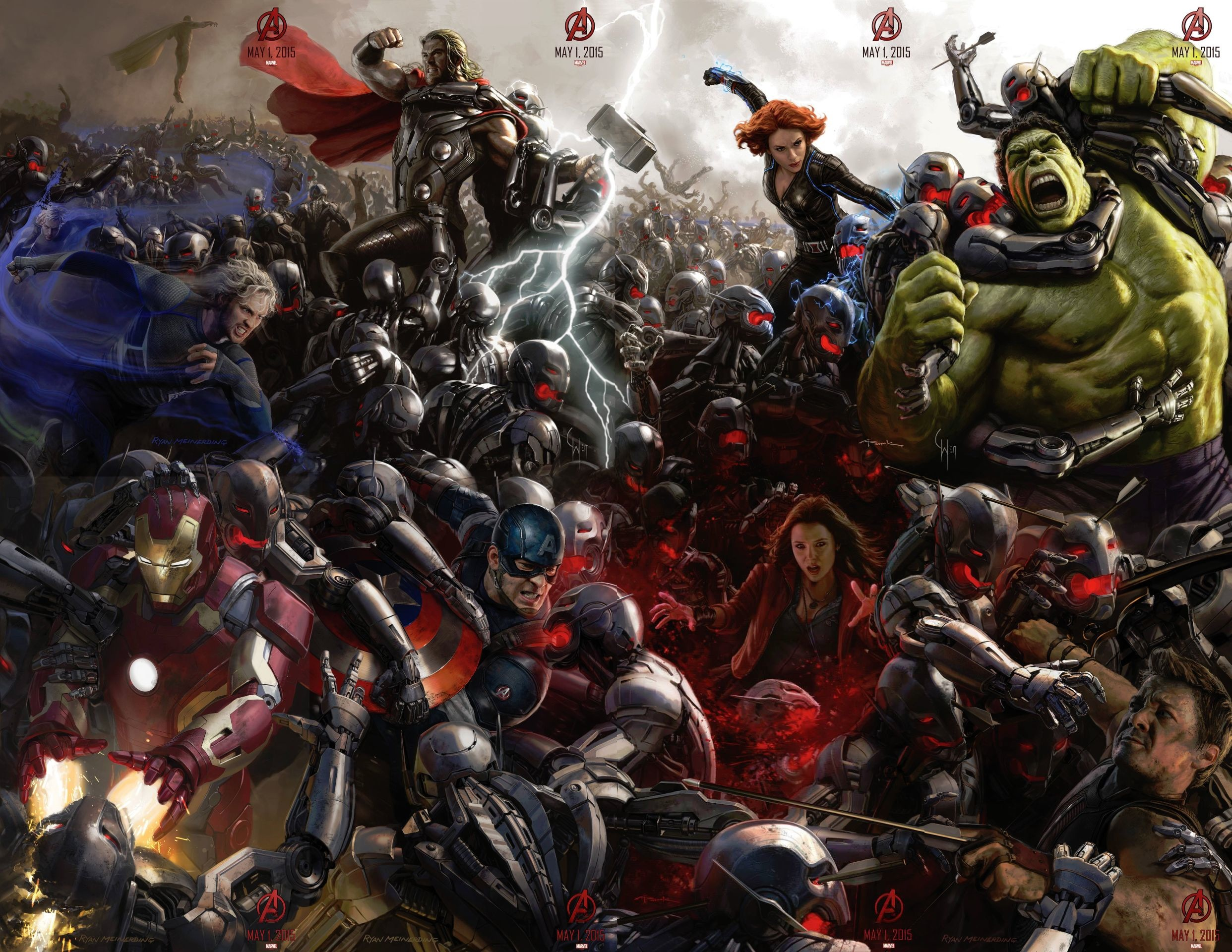 avengers-age-of-ultron-collage-full-avengers-age-of-ultron-poster-revealed-with-full-superhero-roster