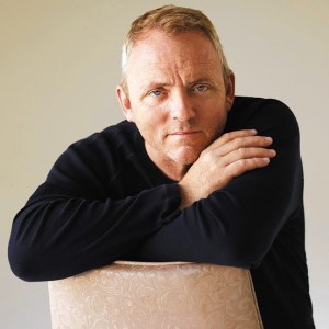 Author Dennis Lehane, via WSJ