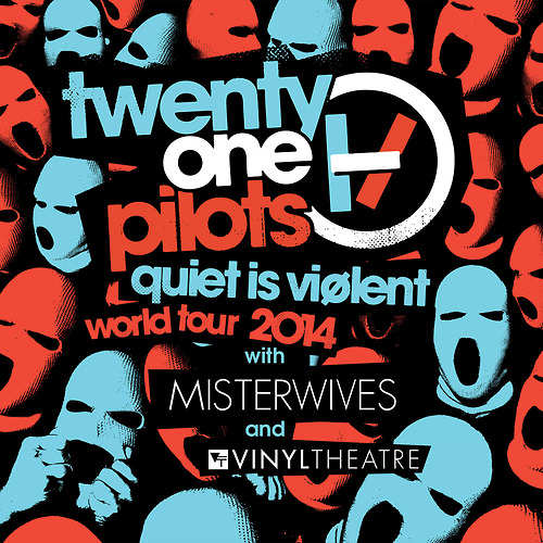 Quiet is Violent Tour