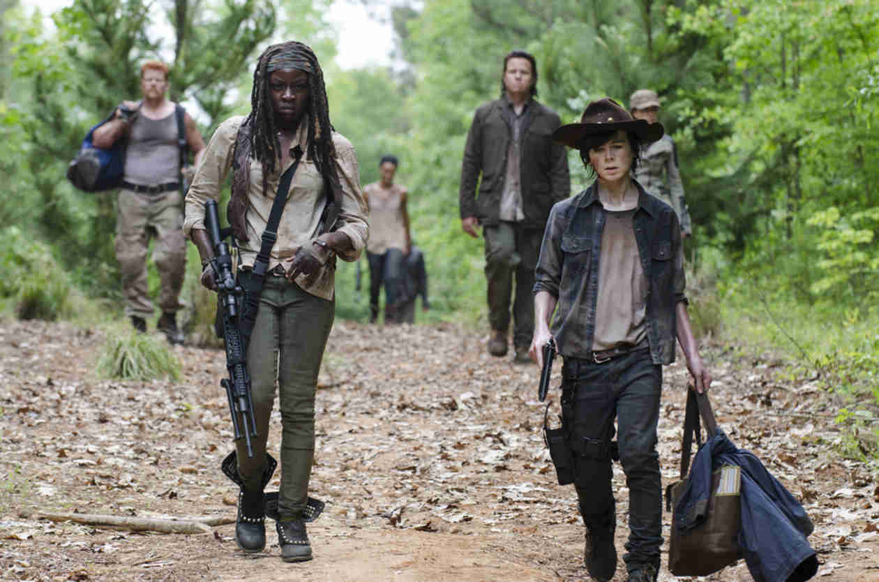 walking dead 5-2 group