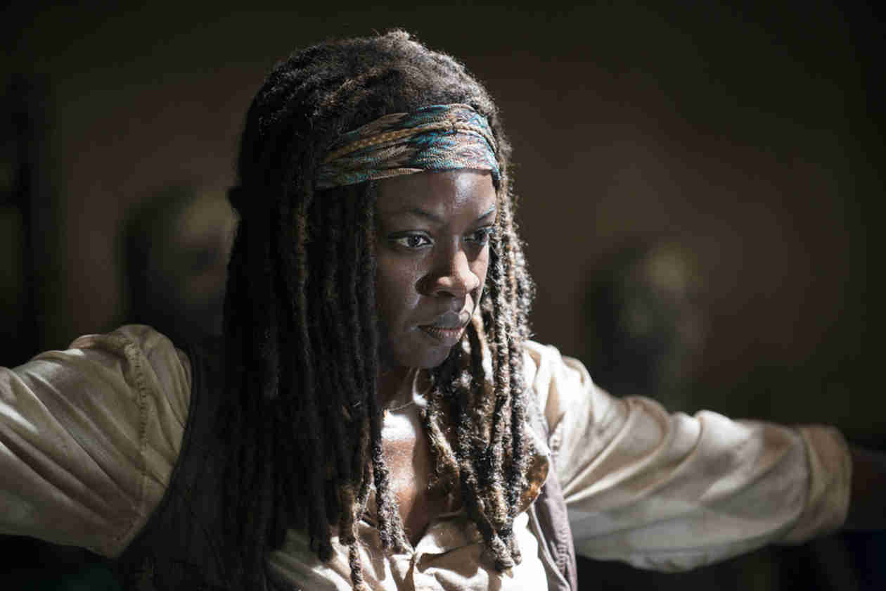walking dead 5-2 michonne