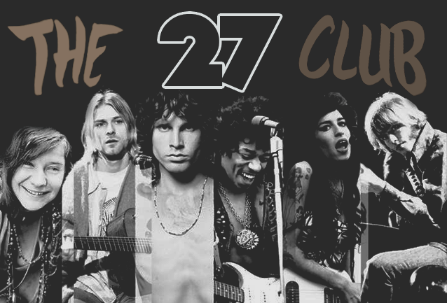 "5 Theories About ""The 27 Club"" — i.e. All the Celebrities ..."