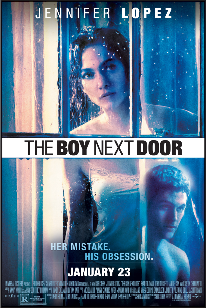 THE BOY NEXT DOOR color