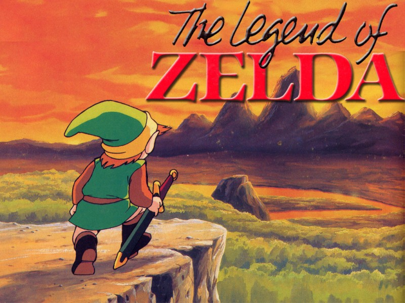 The Legend Of Zelda Nes 29th Anniversary The Young Folks