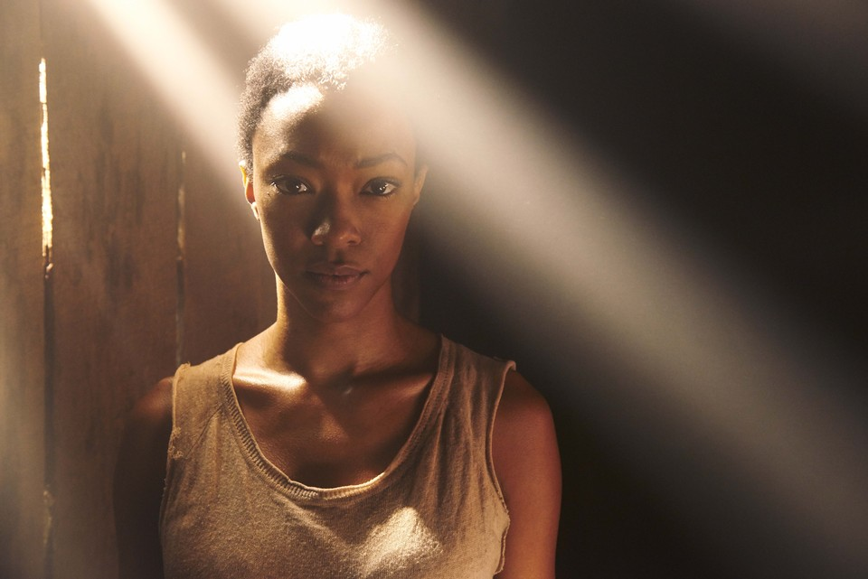 walking dead 510 sasha