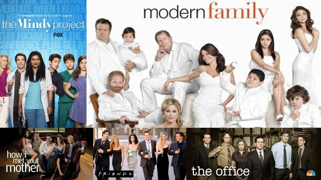 Sitcoms_Collage