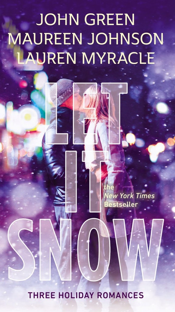 let it snow paperback redesign