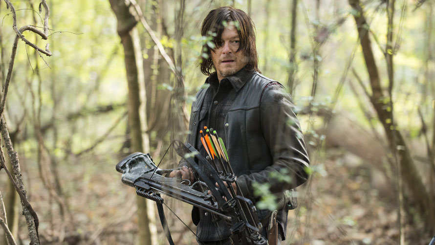 walking dead 515 daryl