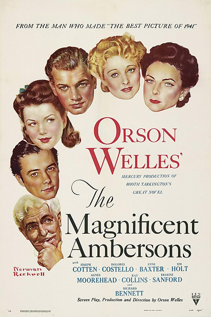 The Film Canon The Magnificent Ambersons 1942 The Young Folks
