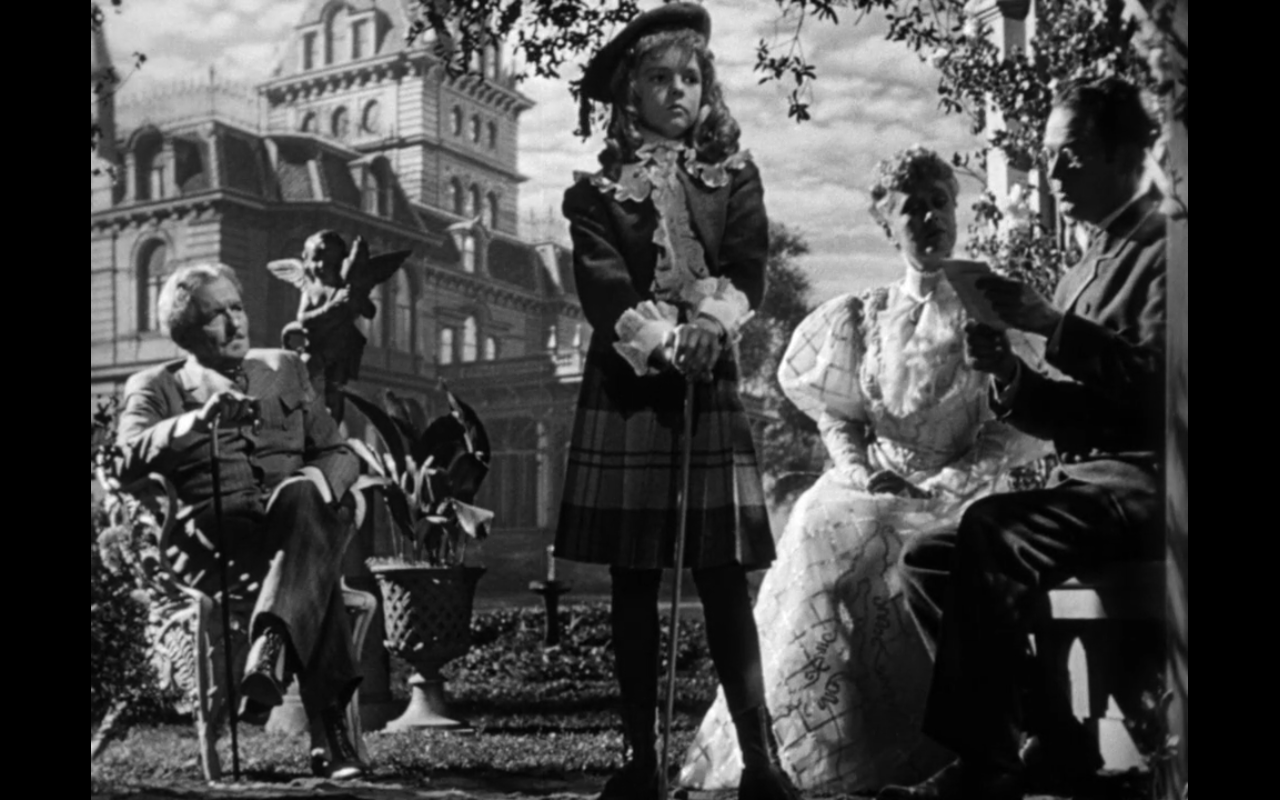 The Film Canon The Magnificent Ambersons 1942 The Young