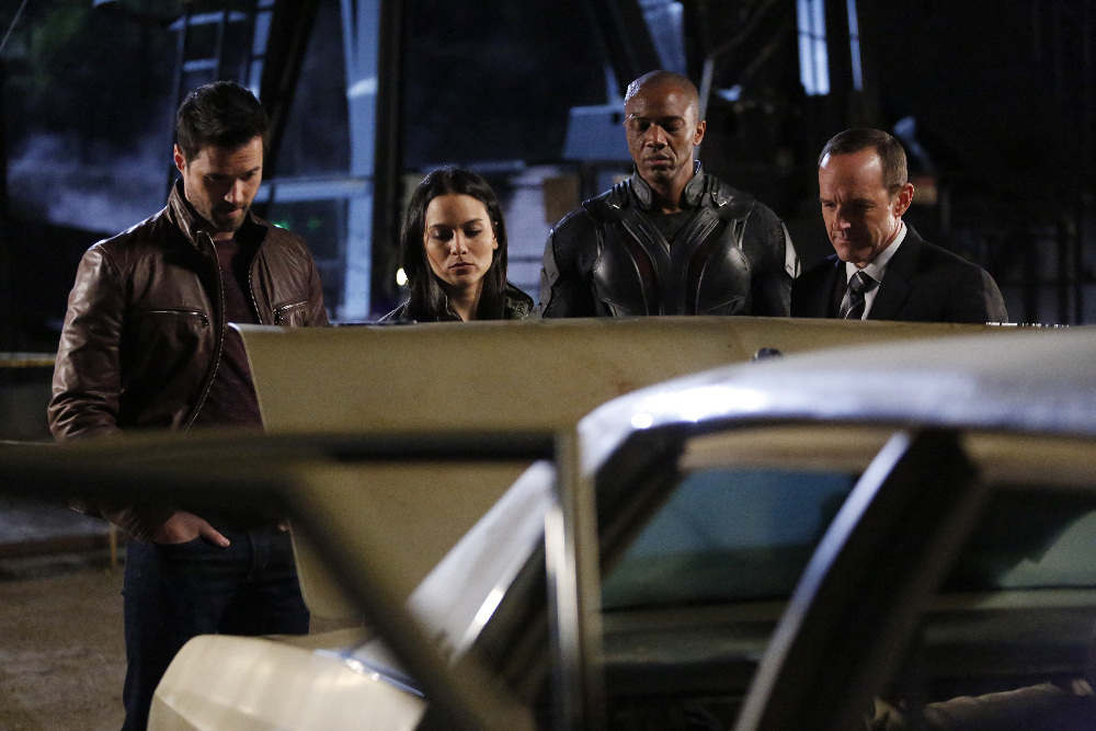 BRETT DALTON, MAYA STOJAN, J. AUGUST RICHARDS, CLARK GREGG