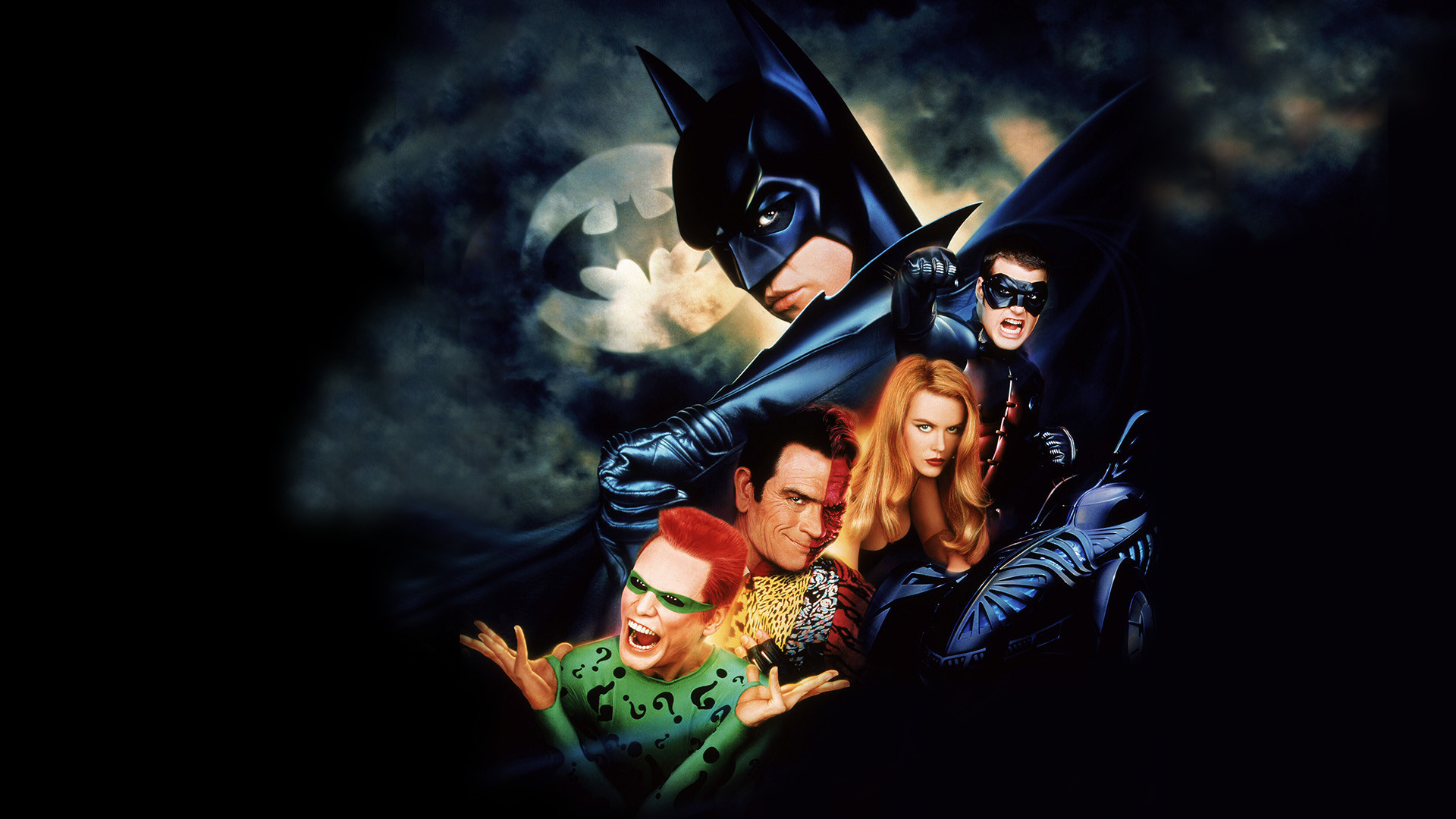 The Film Canon Batman Forever 1995 The Young Folks