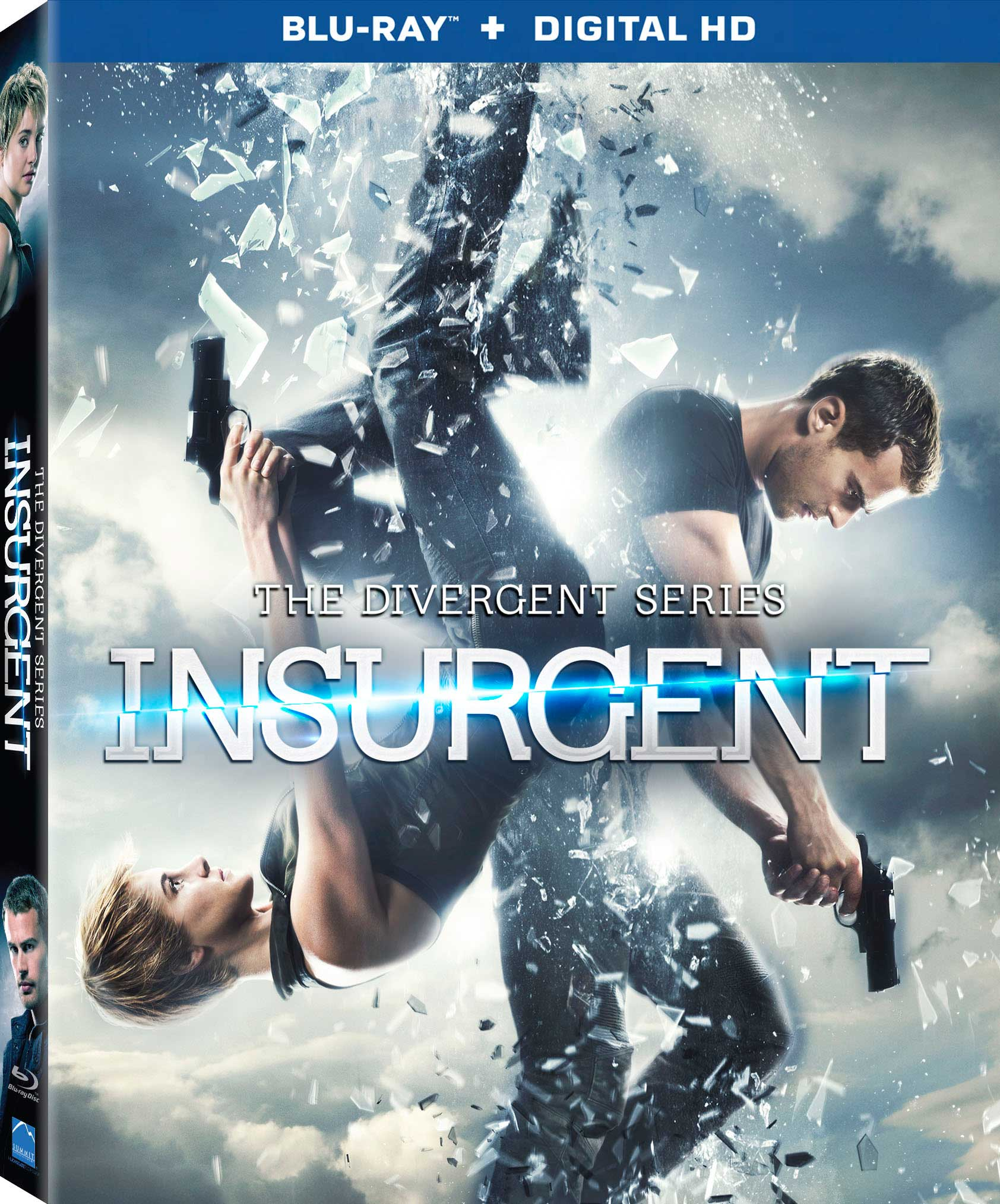 Insurgent DVD Release | The Young Folks