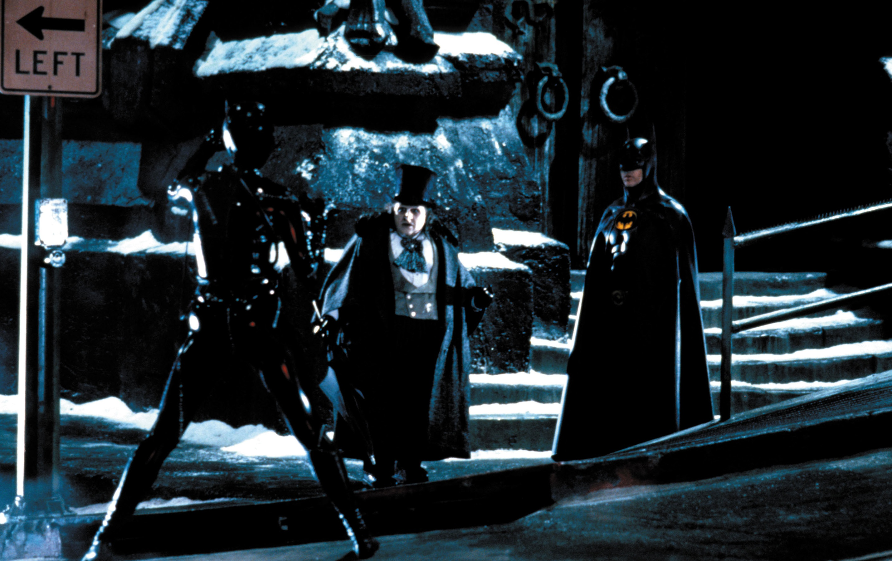 symbols from the myth of baste in the movie catwoman The myth of aristocracy is that evil monopolists, angry generals, and dark gods, ie symbols of abusive authority and catwoman are all villains.